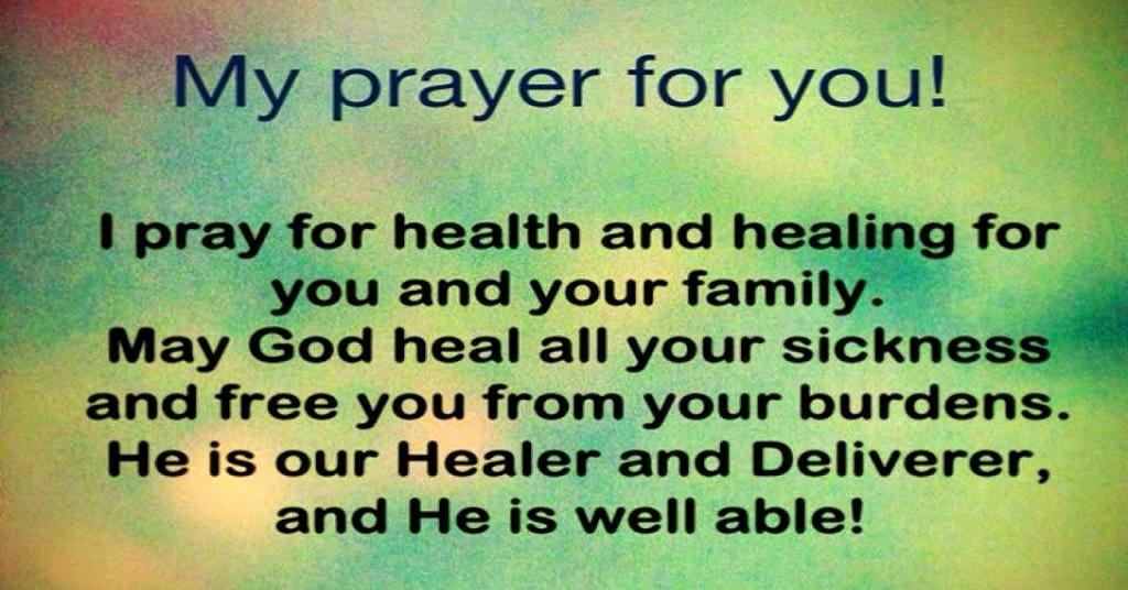 Prayer for Family